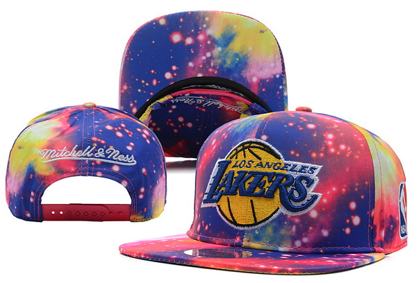 Los Angeles Lakers Snapback Hat XDF 45